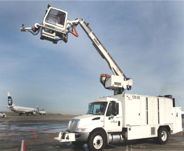 Airport Ground Support Vehicles